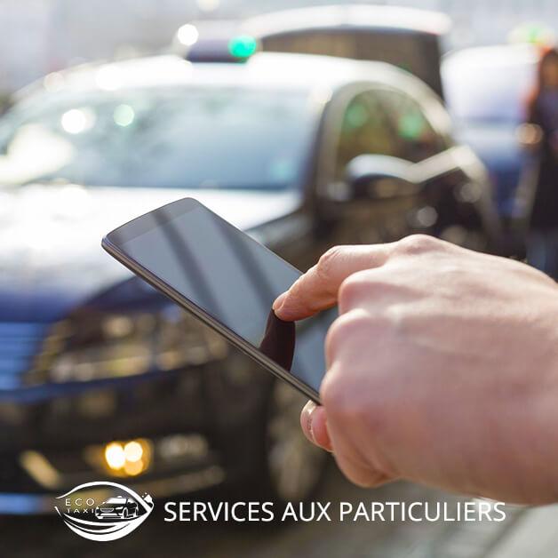 Eco Taxi Bordeaux - Service réservation taxi pour particuliers 24/24 7/7